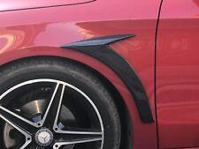 Carbon Kotflügel Dekore Lufteinlässe Fender Trim passend für Mercedes CLA W117
