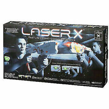 Laser X Double Morph Blasters Laser Tag Set - 88042