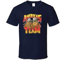 Dusty Rhodes Magnum TA America's Team Wrestling T Shirt