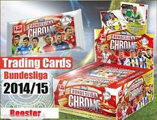 1 Booster Tüte Topps Bundesliga Chrome 2014 2015 neue Serie 14 15 NEU und OVP