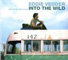 Eddi Vedder - Into The Wild Colonna Sonora CD Nuovo Sigillato