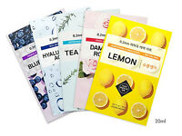 [Etude House] NEW! 0.2 Therapy Air Mask (20mlx5sheets) - Korea Cosmetic