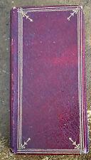 Livre Rare du 18e Siecle - Almanach de Normandie - Année 1788