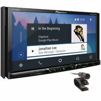 Pioneer AVH-2300NEX RB Double 2 DIN DVD CD Player Bluetooth Android Auto CarPlay