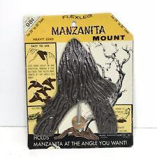 "Manzanita Flexible Moldable Mount Driftwood Branches Aquarium Crafts Lead 24-30"""