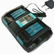 Double chargeur de batterie pour Makita 14.4V 18V BL1830 Bl1430 DC18RC DC18_