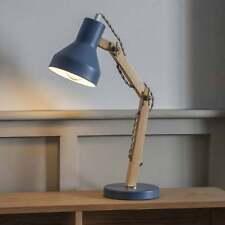 Garden Trading Folgate Desk Lamp in Lulworth Blue