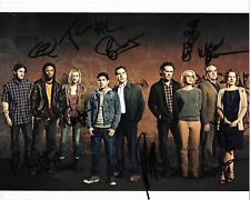 AMERICAN CRIME AUTOGRAPHED PHOTO SIGNED 8X10 #3 SIGNATURES OF 9 PEOPLE