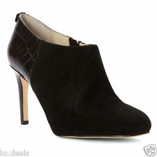 MICHAEL KORS SAMMY ANKLE BOOT BLACK SUEDE LEATHER BOOTIE SHOES MULTISIZES