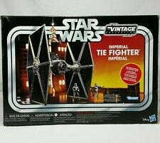 Star Wars Imperial Tie Fighter Hasbro Vintage Collection Retro 2017 Toy Pilot