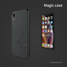 For iPhone XR Nillkin TPU Soft Silicone Slim Magic Back Shockproof Case Cover