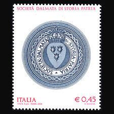 Italy 2006 - Dalmatian Society of Native History - Sc 2726 MNH