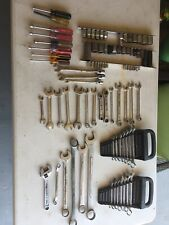 Used Hand Tools Mixed Lot Craftsman Stanley And Some Taiwan