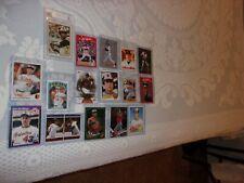 Baltimore Orioles 16 Card Lot(Machado, Bundy, Ripken Jr., Murray, Mancini, Jeter