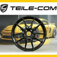 "-40% Porsche Boxster/Cayman 981 20"" Carrera S III Felge/wheel 8J schwarz/black"