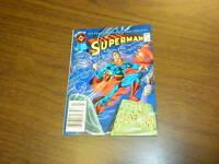 BEST OF DC BLUE RIBBON DIGEST #38 DC Comics 1983 SUPERMAN SUPERNATURAL 100 pages