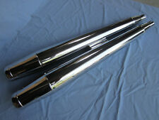 TRIUMPH SILENCER MUFFLER T140 TR7 T150 1973-83 BONNEVILLE71-4159 71-3723 71-3999