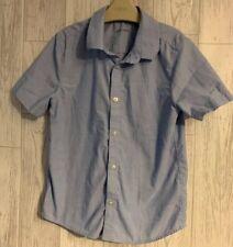 Boys Age 7-8 Years - H&M Short Sleeved Shirt
