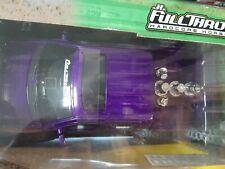 Rare ertl diecast 48043 foose full throttle f 150 purple rock rig