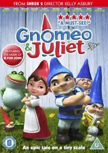 Gnomeo and Juliet [DVD][Region 2]