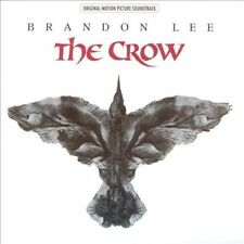 The Crow by Various Artists (CD, Mar-1994, Atlantic (Label)) New Sealed