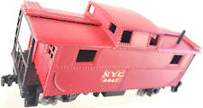 "Lionel 0047 New York Central Caboose OO Gauge ""Scale"" 2 Rail Die Cast Metal 1939"