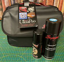 Supagard Ultra Pro Car Cleaning Kit with carry case and EXTRA products!