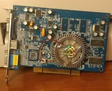 PNY Verto 128 MB PCI DDR Graphics card Geforce FX 5500 P/N:VCGFX55PPB Dual VGA