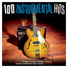 100 INSTRUMENTAL HITS - SHADOWS CHAMPS SPOTNICKS VENTURES - 4 CDS - NEW!!
