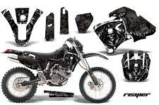AMR Racing Yamaha WR 250/400/426F # Plate Graphic Kit MX Bike Decal 98-02 REAPER