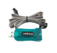 1Pcs USBASP AVR Programmer Adapter 10 Pin Cable USB ATMEGA8 /128 for Arduino