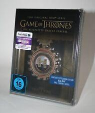 OVP / Game of Thrones Staffel 3 / Limited Blu Ray Steelbook / OoP