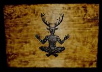 Cernunnos Altar Chest