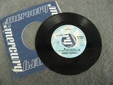 """Johnny Russell ain't no way to make a bad love grow - 45 Record Vinyl Album 7"""""""