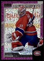 2020-21 UD O-Pee-Chee Platinum Preview Base Violet Pixel #P-CP Carey Price