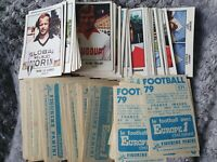 Panini Foot Football Stickers 79 - France - Complete Your Set
