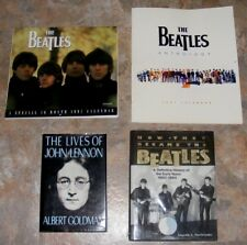 The Beatles Memorabilia Lot ~ 2 Books, 2 Calendars