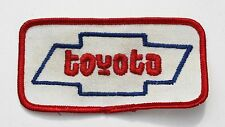 Toyota Chevy Patch Car Truck Emblem Hat Shirt Racing Parts TRW Custom Jacket