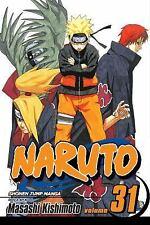 Naruto Vol 31 by Masashi Kishimoto Shonen Jump Mange 2008 TPB Viz Media