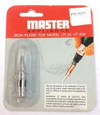 New Master UltraTorch 35277 2MM Needle Tip for UT-20 & UT-20K Soldering Irons