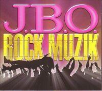 J.B.O. - ROCK MUZIK [SINGLE] USED - VERY GOOD CD