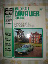 VAUXHALL CAVALIER MK1 (1975-78) - NEW OLD STOCK BOOK / SP MANUAL