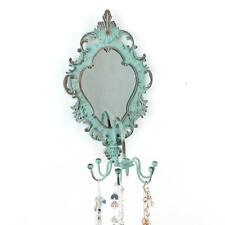 Vintage Style Dressing Rotating Mirror Swing Jewellery Hanger Holder Stand Metal