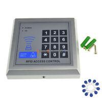 Security RFID Proximity Entry Door Lock Access Control System 500 User +10 Keys