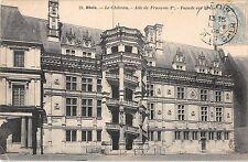 BF8144 blois le chateau aile de francois I france       France