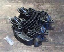 Triumph pre unit 6T zylinderkopf NOS cylinder head with valves springs rebuild