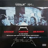 Metallica – Garage Inc. Vinyl 6LP Box Set Warner Bros. 2011 NEW/SEALED 180gm
