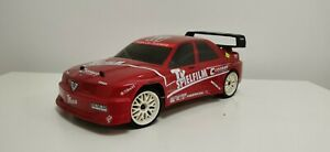 Kyosho SuperTen FW-03 GP Nitro with Alfa Romeo body + mclaren body