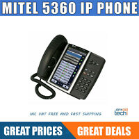 Mitel 5360 IP Phone 50005991 Inc Vat Free And Fast Shipping