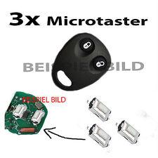Für Saab ~ Schlüssel Funkschlüssel Fernbedienung Taster Mikroschalter Schalter